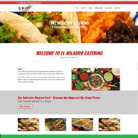 image of el migaro catering