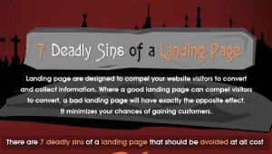 deadly web design sins