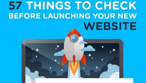 Web Design Checklist 57 Things to Check Before Launching Your Site